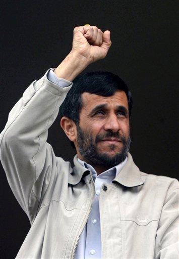 رئیس جمهور انقلابی و ضد استعماری و ضد امپریالزم ایران